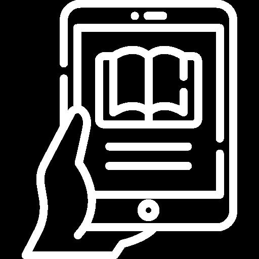 Icone do catálogo online